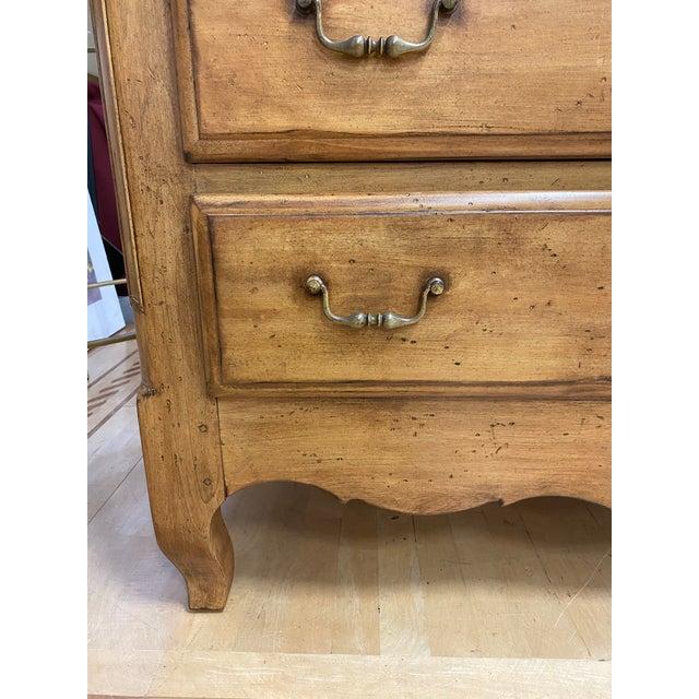 Heritage Drexel Heritage Nine Drawer Chestnut Finish Dresser For Sale In San Francisco - Image 6 of 11