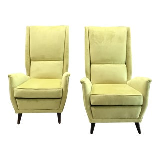 Italian Absolutely Fabulous Armchairs by ISA