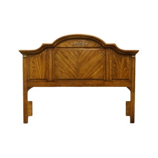 Stanley Furniture Italian Neoclassical Style Queen Size Headboard For Sale