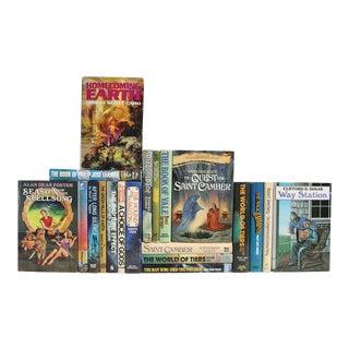 Retro Book Set: Sci/Fantasy, S/20 For Sale