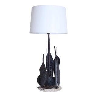 Sculptural Table Lamp by Fantoni