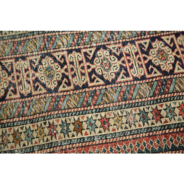 """Antique Shirvan Rug - 4'3"""" x 6'7"""" For Sale In New York - Image 6 of 11"""