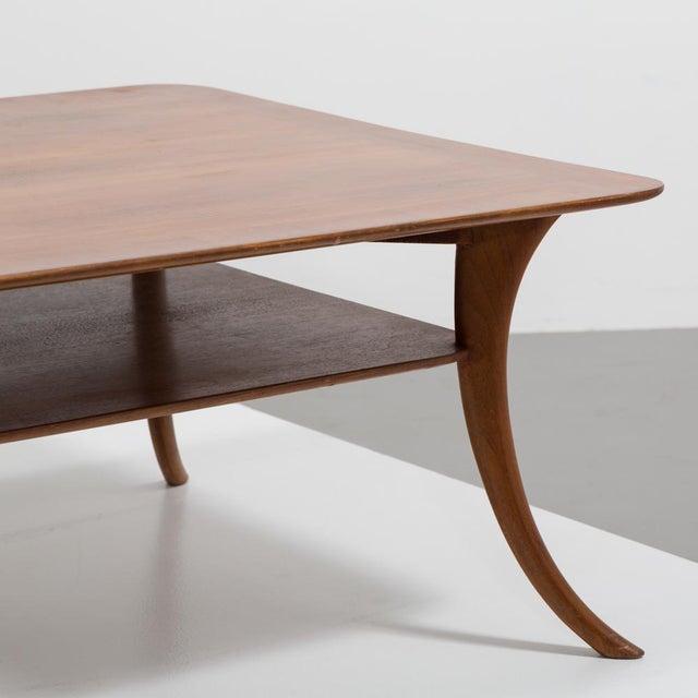 Mid-Century Modern Robsjohn Gibbings Coffee Table 1950s For Sale - Image 3 of 6