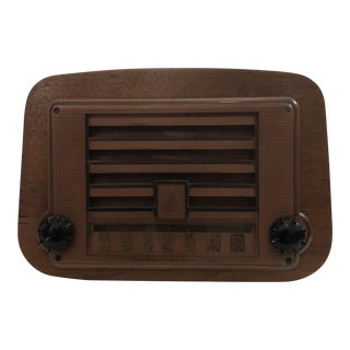 1940s Charles Eames and Ray Eames Radio