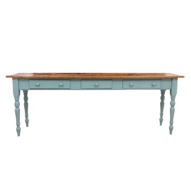 Neoclassical Style Console Table - Image 1 of 6