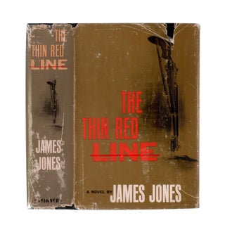 """1962 """"The Thin Red Line"""" Collectible Book For Sale"""