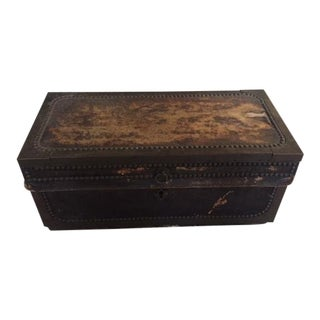 Mid 19th Century Antique Chinese Box For Sale