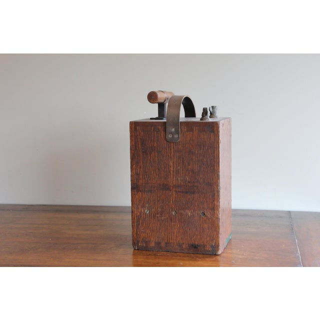 Vintage Dynamite Detonator For Sale - Image 10 of 11