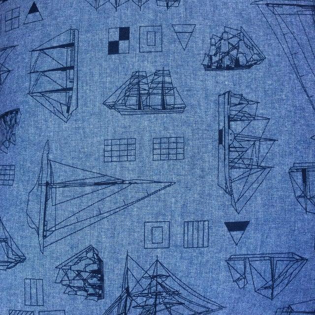 Set of Three Nautical Pillows - Image 7 of 8
