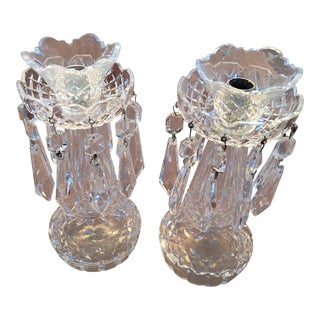 Waterford Candle Holders For Sale