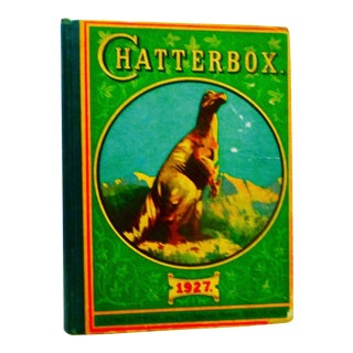1927 Chatterbox Illustrated Children's Book For Sale
