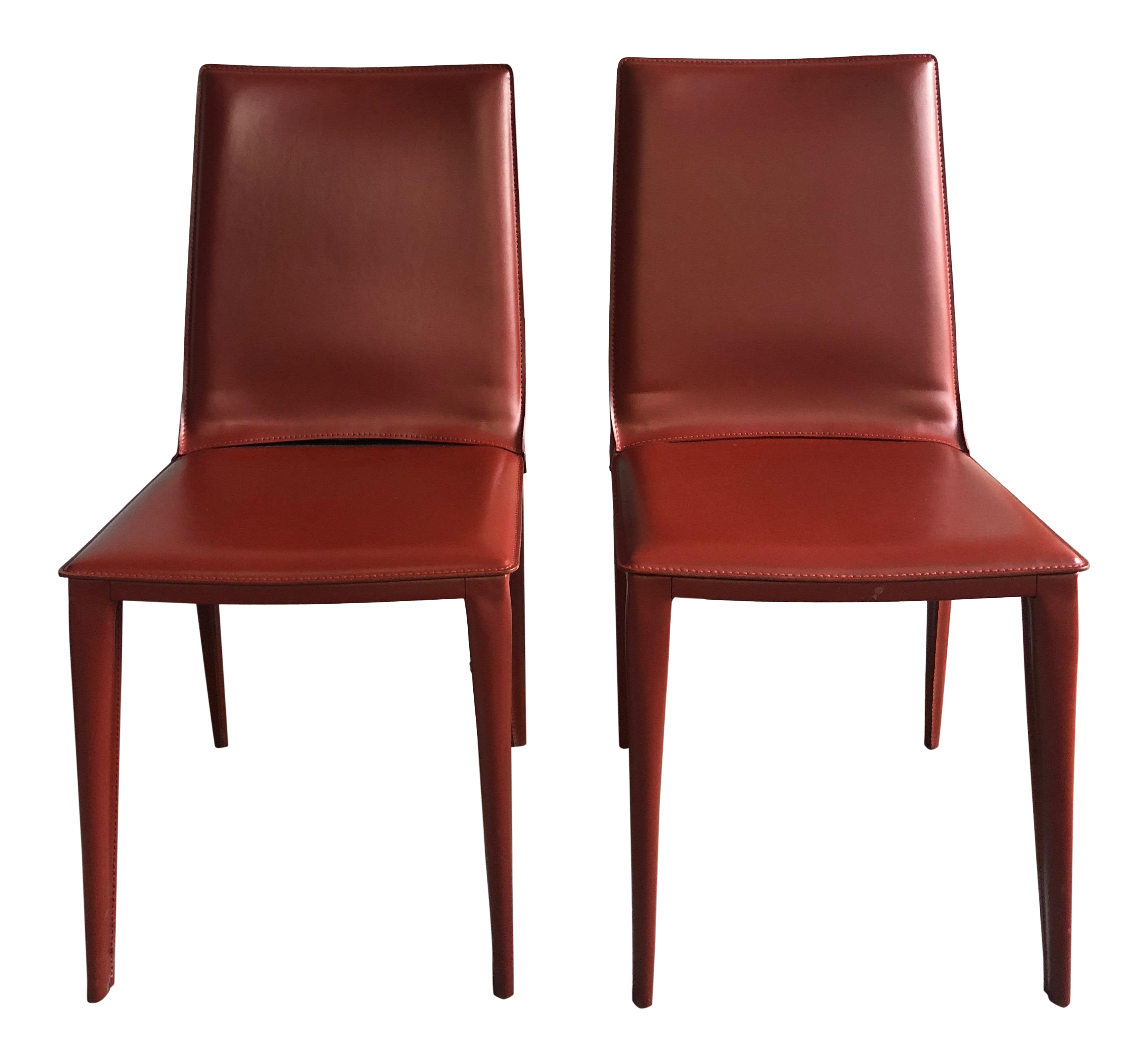 design within reach dining chairs herman miller design within reach bottega dining chairs pair chairish