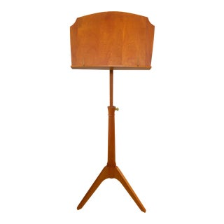 Wooden Lectern/Music Stand