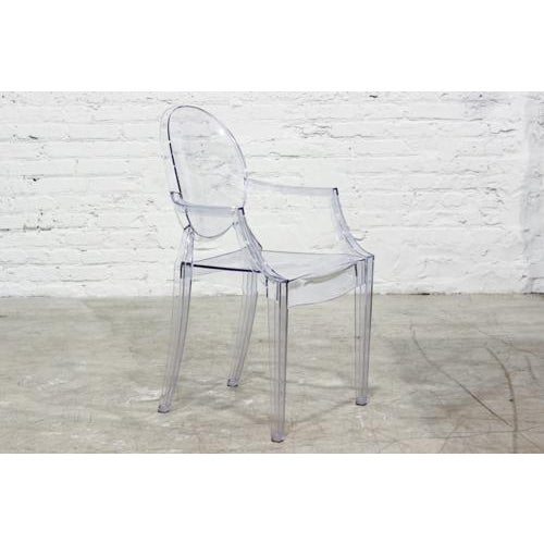 Louis Ghost Style Chair - Image 2 of 5