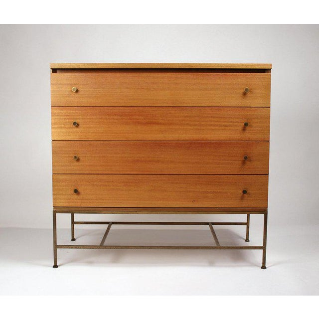 Sophisticated Paul Mccobb Irwin Collection Chest Of Drawers For