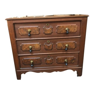 Eastlake Victorian Chest of Drawers Dresser For Sale