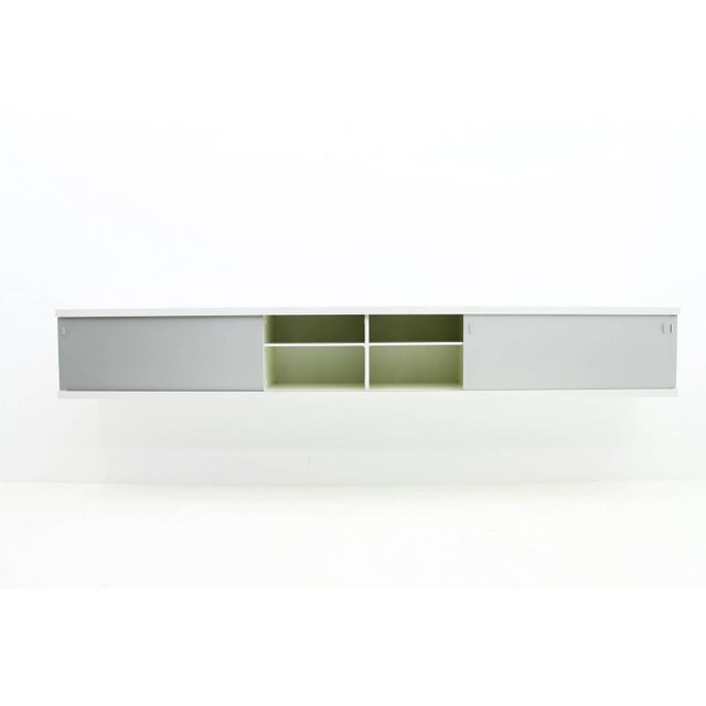 Mid-Century Modern Floating Sideboard by Horst Bruning, Behr, 1960s For Sale - Image 3 of 8