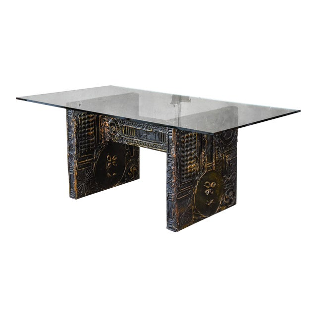 Adrian Pearsall Brutalist Dining Table - Image 1 of 11