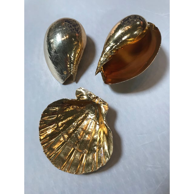 About the size of your hand, these golden items can be placed anywhere to add warmth and flair.