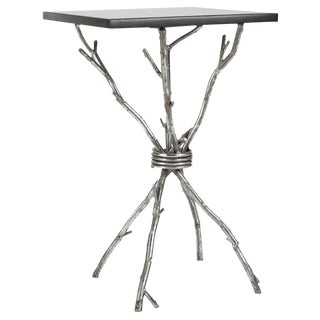 Granite Top Twig Table For Sale