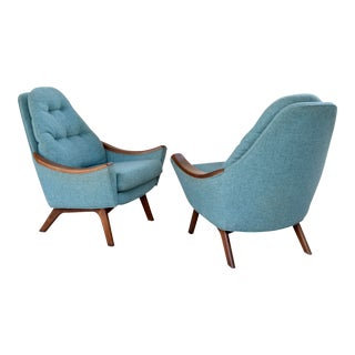 Adrian Pearsall Lounge Chairs