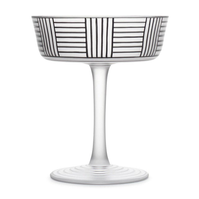 "2010s ""Series B"" Champagne Coupe by Josef Hoffmann For Sale - Image 5 of 5"