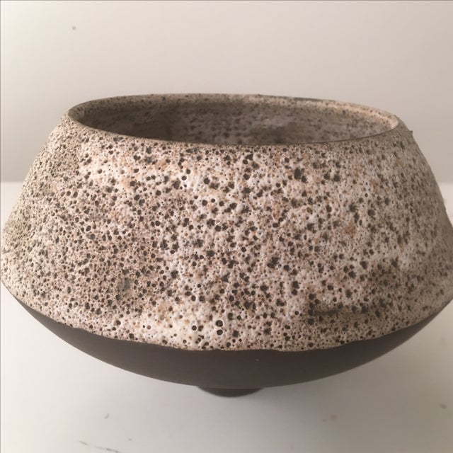 Glazed Stoneware Planter - Image 3 of 6