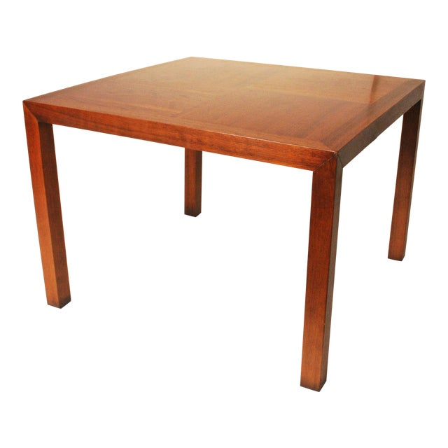 Lane Mid-Century Danish Modern Parsons Coffee Table - Image 1 of 11