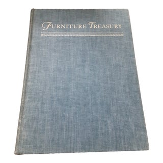 """1940s 1st Edition """"FurnitureTreasury"""" by Wallace Nutting Vol. 1 Book For Sale"""