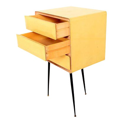 Mid-Century Modern Borsani Style File Cabinet For Sale