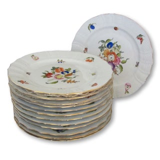Herend Fruits & Flowers Buffet Plates - Set 13 Preview