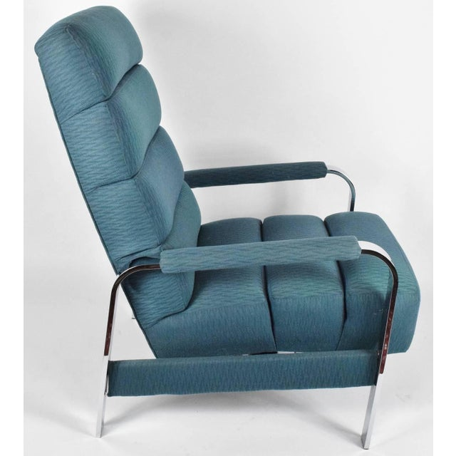 Milo Baughman recliner For Sale In Dallas - Image 6 of 8