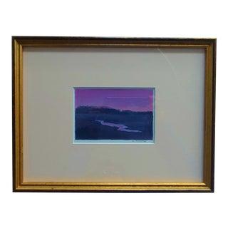 1990s Margaret McWethy Original Oil Painting For Sale