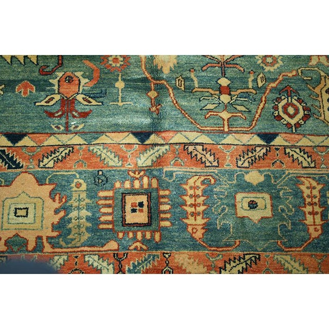 Tribal Persian Bakhshayesh Style Rug - 7′11″ × 8′ For Sale - Image 4 of 5