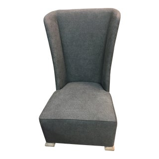 Century Furniture Thompson Side Chair For Sale