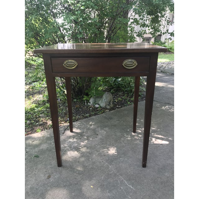 Early American Kittinger Table For Sale - Image 9 of 9