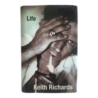 """Life"" 1st Edition Keith Richards Rolling Stones Rock Star Memoirs Book For Sale"