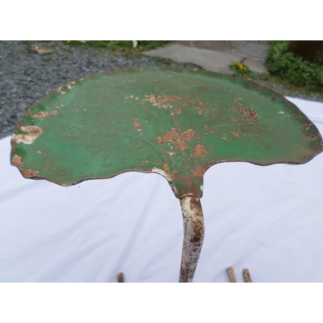 1960s Salterini Lily Pad Nesting Tables - a Pair For Sale - Image 5 of 11