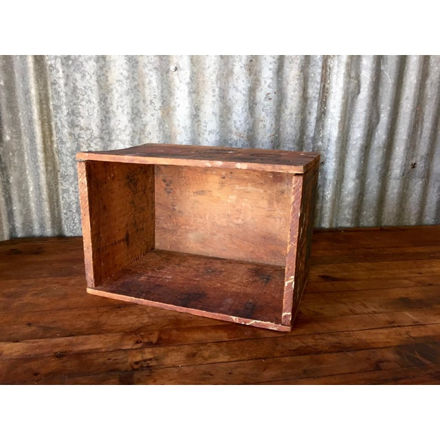 Vintage Libby's Roast Beef Wood Crate - Image 8 of 10