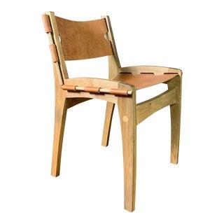 "Dan Bursztyn ""Quilpo"" Dining Chair For Sale"