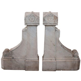 A Pair of Architectural Fragments For Sale