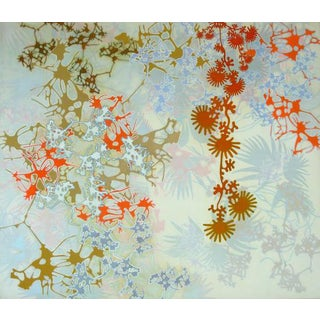 "Annette Davidek ""Untitled, #18-07"" Painting C. 2018 For Sale"