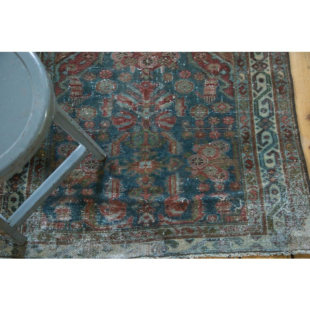 """Farmhouse Vintage Northwest Persian Rug Runner - 3' X 8'6"""" For Sale - Image 3 of 11"""