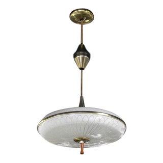 Retractable Adjustable Height Light Fixture For Sale