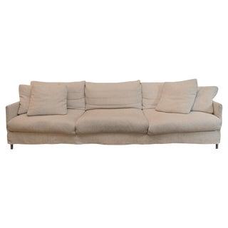 Best Offer Living Divani Modern Sofa by Piero Lissoni For Sale