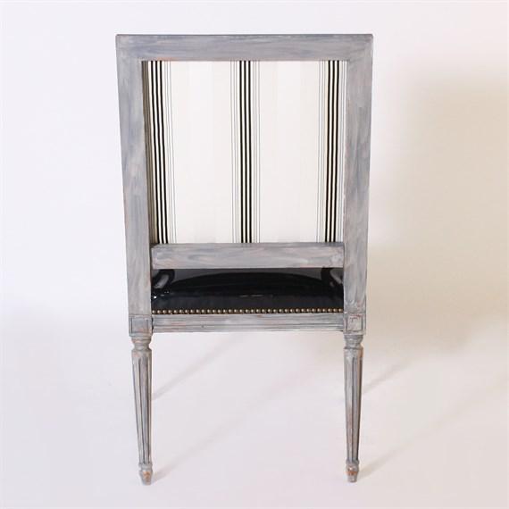 Louis XVI armchair, c. 1950.