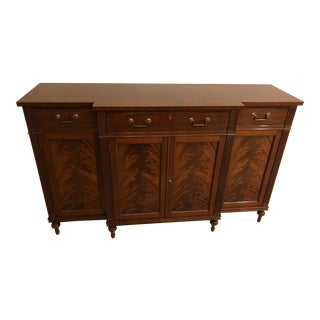 Classic Wooden Sideboard