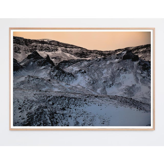 From photographer Jeaneen Lund's Iceland series, in which she spent a year living in Reykjavik documenting the landscape...