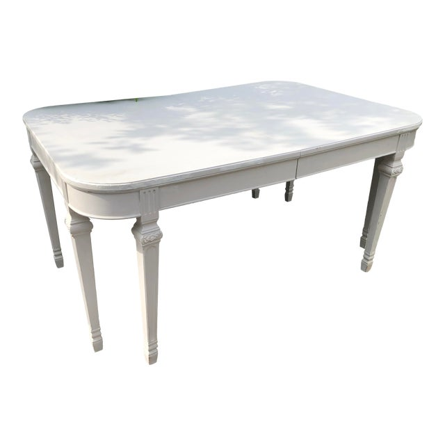 Swedish Gustavian Dining Table For Sale