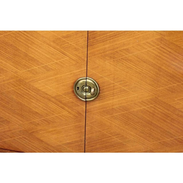 French Art Deco Palisander Sideboard - Image 9 of 10